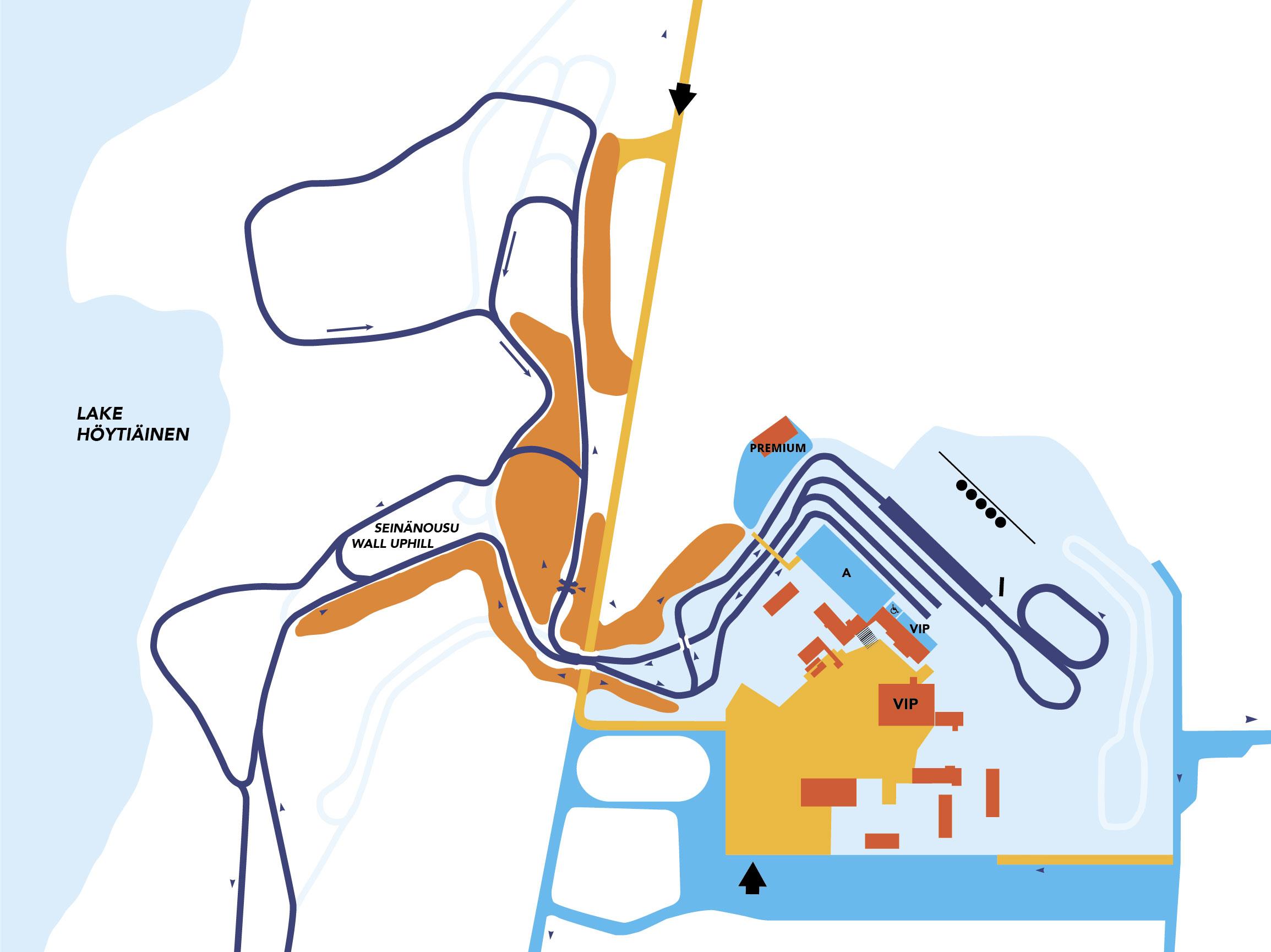 Kontiolahti Biathlon Stadium Buy Tickets Tickets For Sport Events
